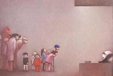 日常生活・相笠昌義の世界-つくば美術館-: ロココの風